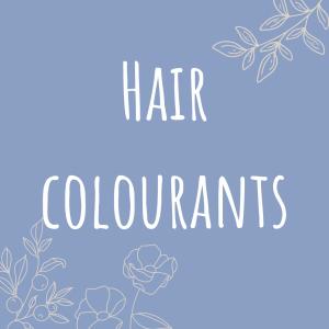 Hair Colourants